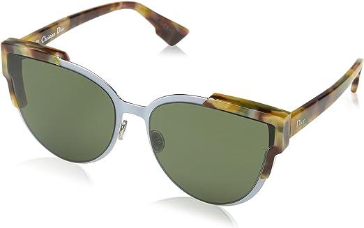 Dior WILDLYDIOR 1E P7H 60 Gafas de sol, Azul (Hvnayllwbluee/Green), Mujer