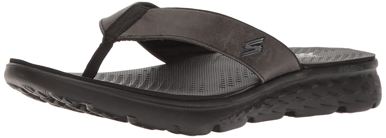 5990893c2f5e Skechers Performance Men s On The Go 400 Flip Flop  Buy Online at Low  Prices in India - Amazon.in
