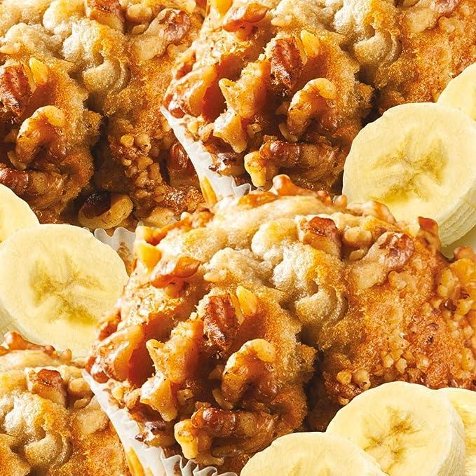 Prozis Diet Bar 12x35g - Delicioso Aperitivo Banana Muffin - Rico en Proteína y Bajo en Hidratos de Carbono y Azúcares - Ideal para las Dietas de ...
