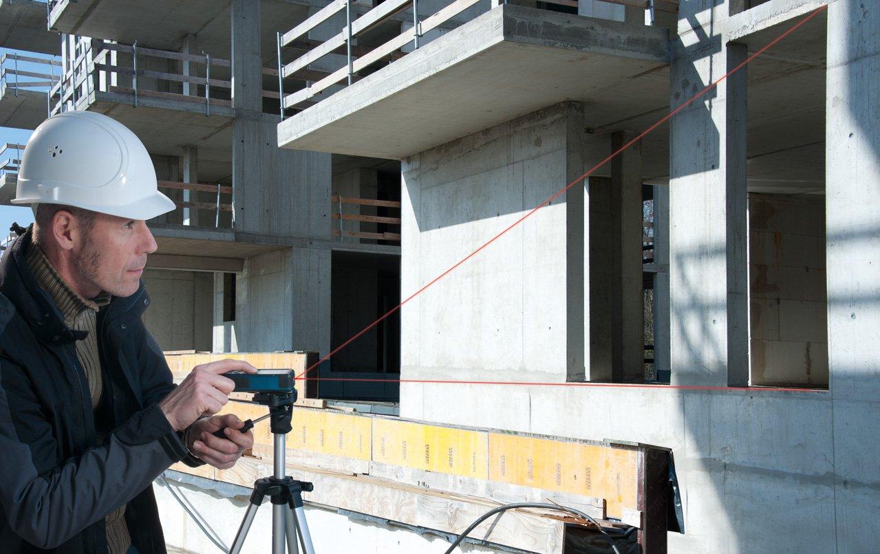 Bosch professional laser entfernungsmesser glm m