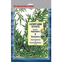 Marineland Bamboo for Aquariums and Terrariums, 3-Foot