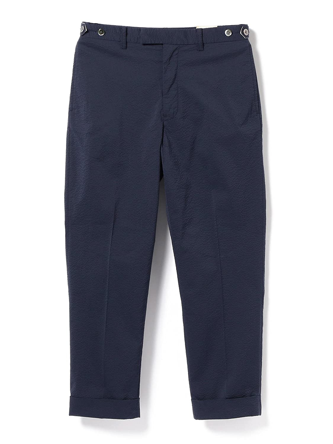 "Clothing, Shoes & Accessories Other Men's Clothing 3x Mens Navy Black Chino Type Trousers 42"" Waist M&s North Coast 33"" Leg"