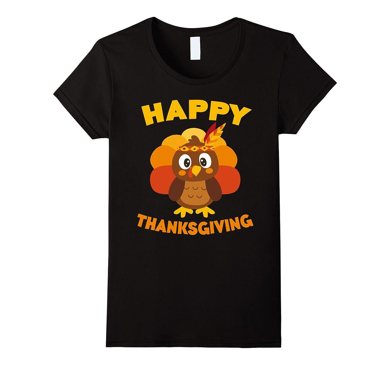 Happy Thanksgiving T Shirt Turkey Day-Tovacu