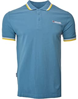 Lambretta - Polo para hombre (talla M), color morado: Amazon.es ...
