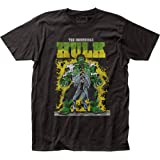 Hulk The Incredible Transforming Adult Fitted Jersey T-Shirt Tee