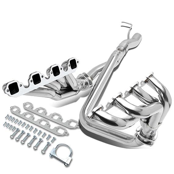 amazon dna motoring hds f15088 75l mid mid length exhaust Sonoma V8 Swap amazon dna motoring hds f15088 75l mid mid length exhaust header manifold 88 97 ford f250 f350 7 5l v8 automotive