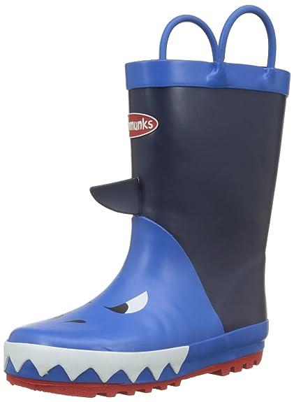 Chipmunks Jaws, Botas de agua para Niños, azul (marino), 28 EU ...