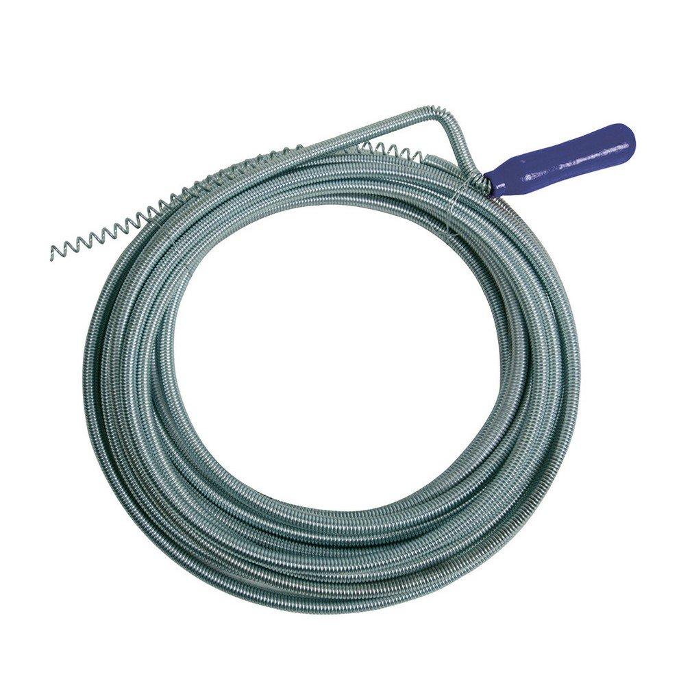 Silverline - Varilla para limpiar drenajes (10 m) SLTL4 656602