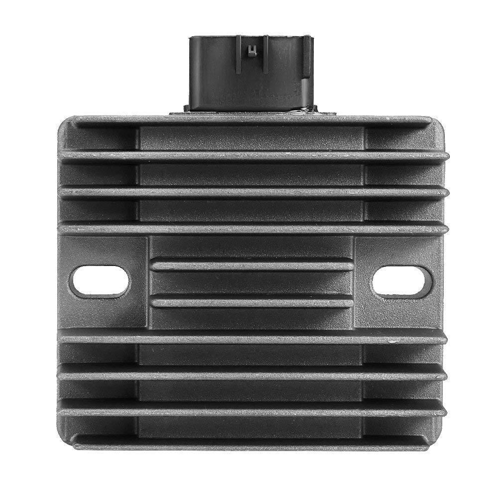 Voltage Regulator Rectifier For Arctic CAT 700 EFI CAN-AM Outlander 330 400 Honda TRX 400 450 500 Suzuki LT-A 400 450 500 700 750 Yamaha R6 YFM660 YFM700 YXR660 XP500 XVS1100 XS 5559109882