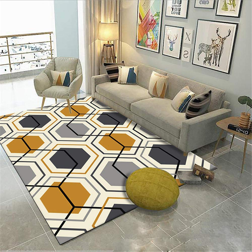 Amazon.com: Vvlo Carpet Living Room Carpet Decor Carpet Home ...