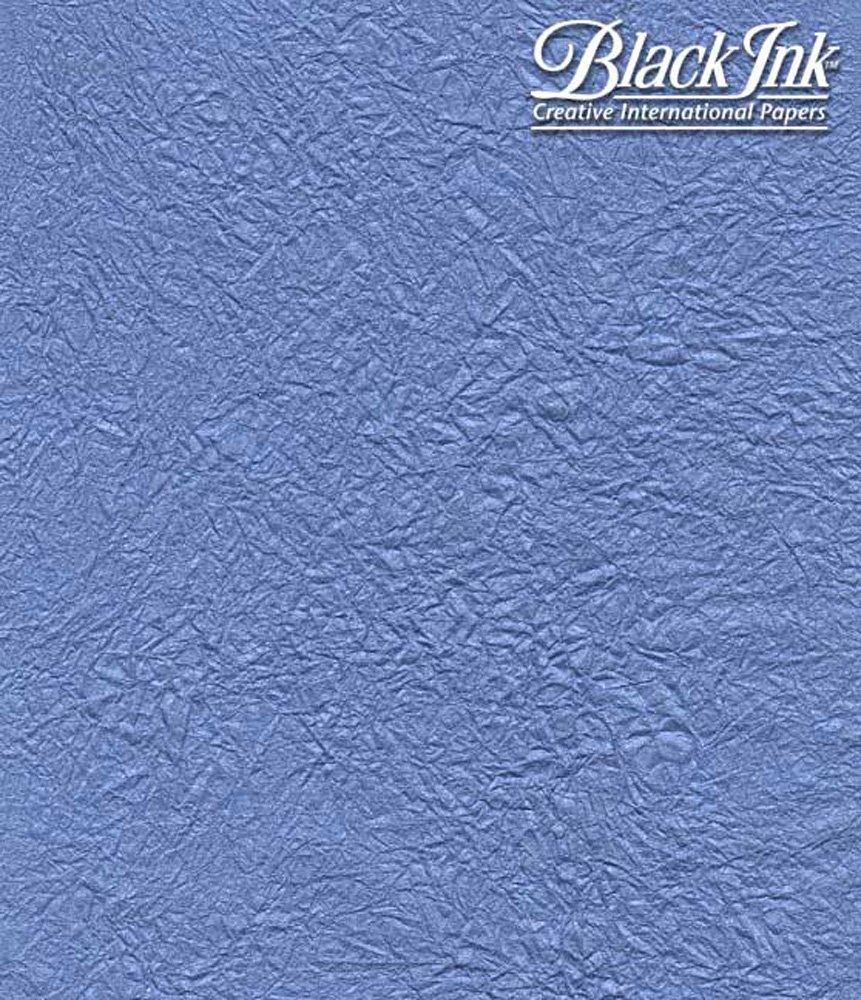 Paper Thai Pearl Momi Blue 23X34 by Black Ink