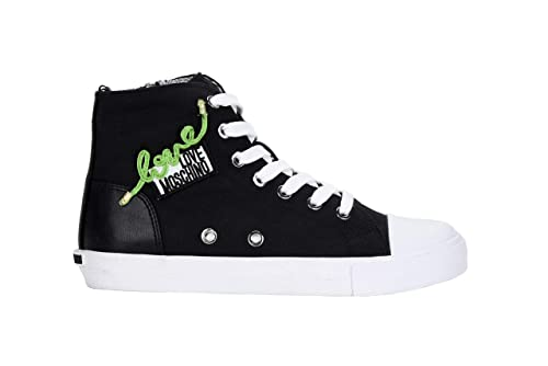 new style b714c df75d Moschino Love JA15443 Sneaker Scarpe Donna Women's Shoes ...