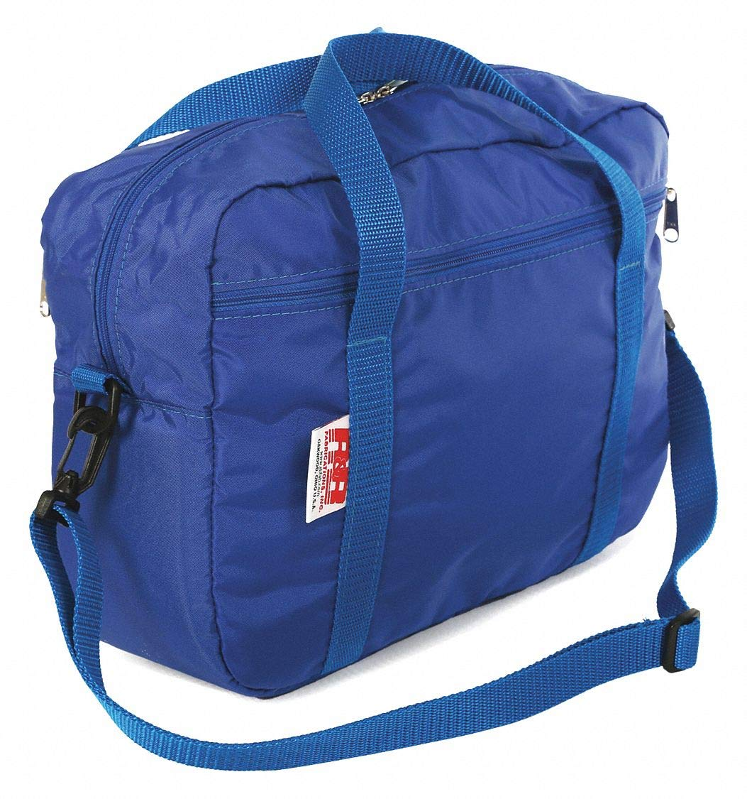 Bag, Blue, 14'' L by R&B Fabrications (Image #1)