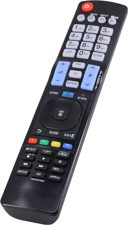 Universal Mando a Distancia para LG AN-CR400: Amazon.es: Electrónica