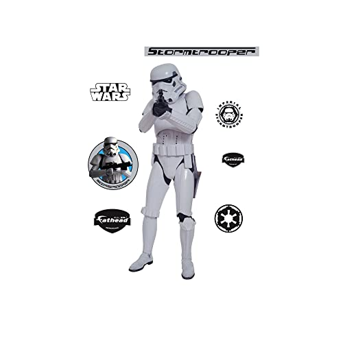 Stormtrooper Star Wars Wall Decals