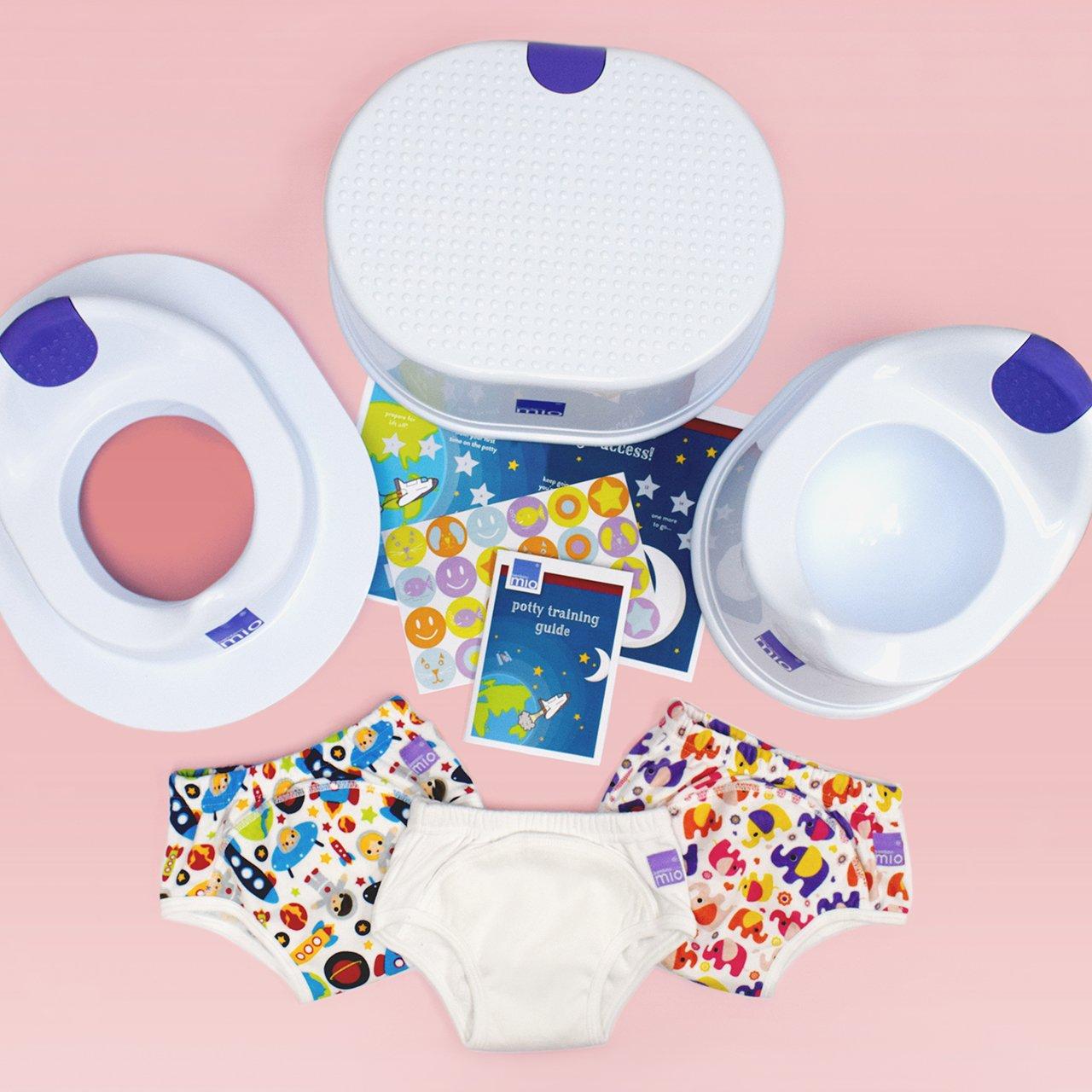Bambino Mio Potty Training Bundle 2-3 Years Unisex