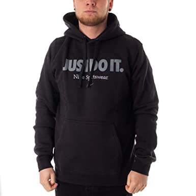 Image Unavailable. Image not available for. Color  Nike Sportswear Just Do  It Hoodie 1569cf4d9