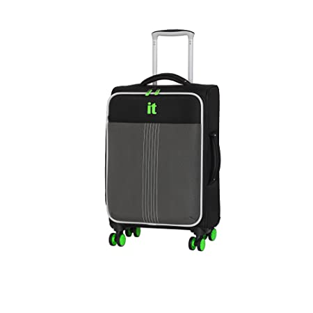 it luggage 21.5 Filament 8-Wheel Carry-on, Dark Force