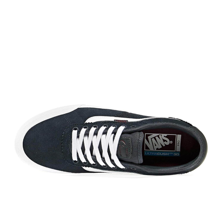 Vans Chima Pro 2 Shoes 44.5 EU Perf Ebony Port Royale