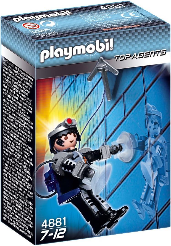 PLAYMOBIL - Agente Especial (4881)