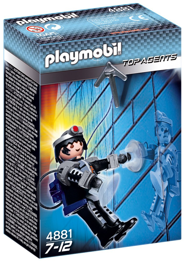 Occasion/Soldes  Playmobil  4881  Agent Secret  Priceminister, Fnac, Amazon