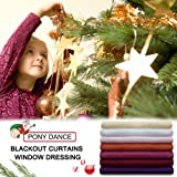 PONY DANCE Thermal Curtains 72 inches - Window