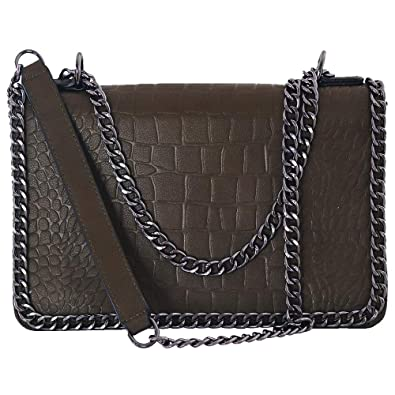 1bead17eae Chapeau-tendance - sac bandoulière chaine Kaila - - Femme: Amazon.fr ...