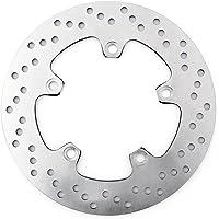 Areyourshop Rotor de disco de freno trasero