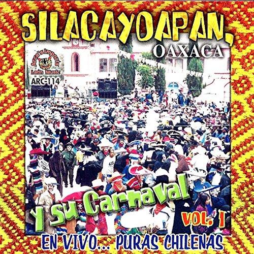 Amazon.com: Popurri De Chilenas 1: Carnaval Silacayoapan Desde Oaxaca