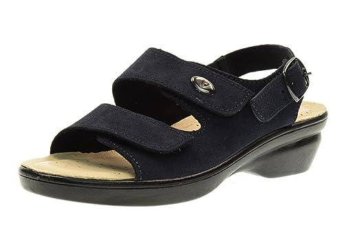Zapatos Azules Azul Las 40 De Sandalias Talla 25312 Valleverde v6IYf7ybg