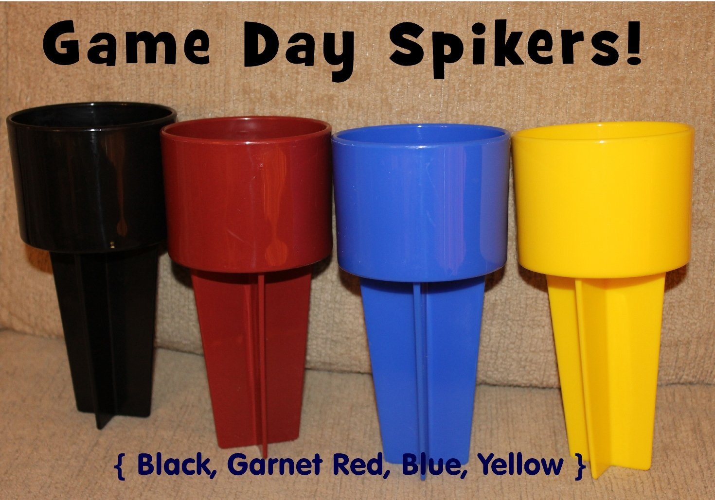 Spiker Game Day Limited Edition 48 Craft Pack for Monogramming by SPIKER (Image #2)
