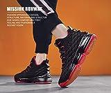 JIYE Women's Men's Fashion Basketball Shoes Wear