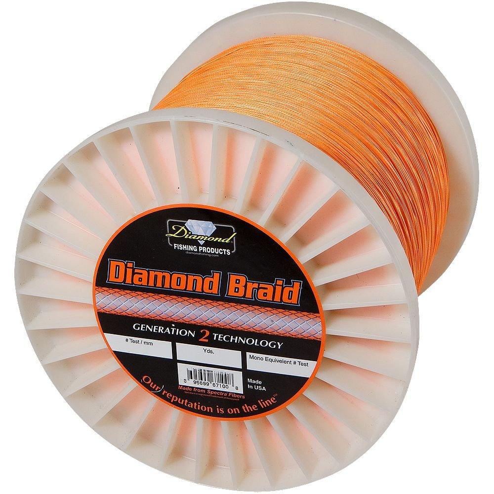 2019年新作入荷 Momoi Diamond Spectra Braid – Spectra – 600 yd。スプール 80 – 80 lb。 – non-hollow – オレンジ B004TLY692, MASUTANI:ebfe56b5 --- a0267596.xsph.ru