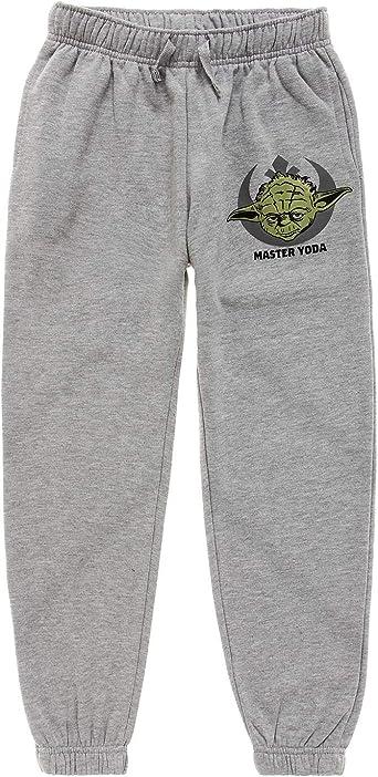 Star Wars Pantalon de Jogging Gar/çon
