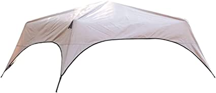 Coleman 6-Person Instant Cabin Tent and Coleman 6-Person Instant Tent Rainfly Accessory Bundle