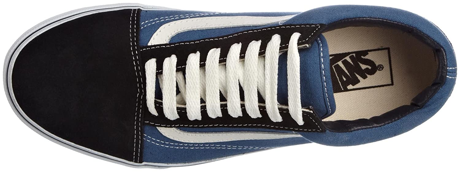 VANS Unisex-Erwachsene Old EU Skool Turnschuhe Colour is Blau (Navy) 38.5 EU Old 4765b7