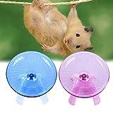 Awtang Hamster Flying Saucer Exercise Wheel Toys