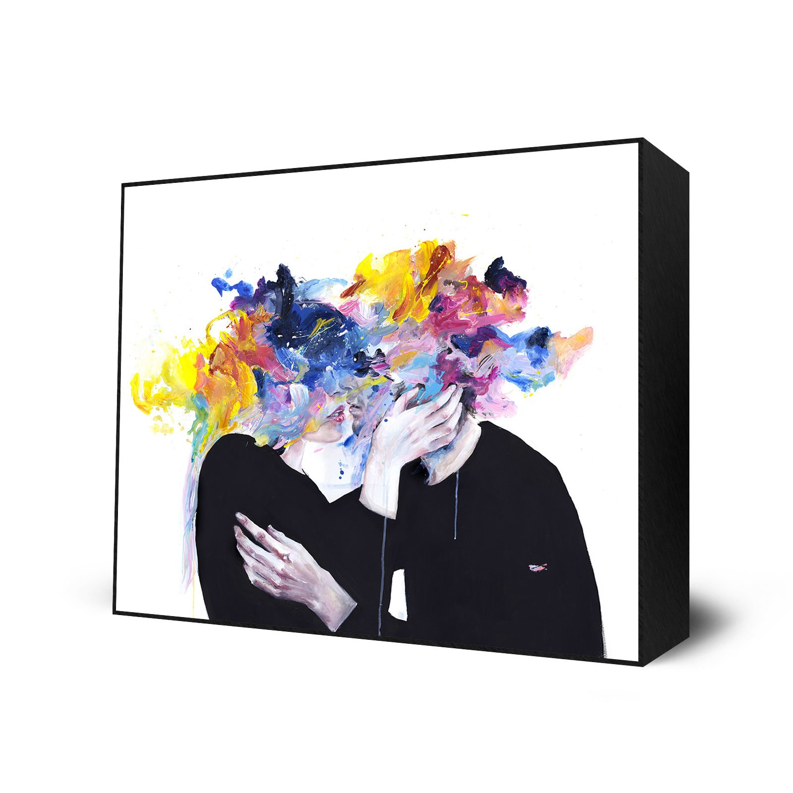 Intimacy On Display by Eyes On Walls