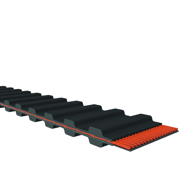 Rubber D/&D PowerDrive D670H100 Double Sided Timing Belt