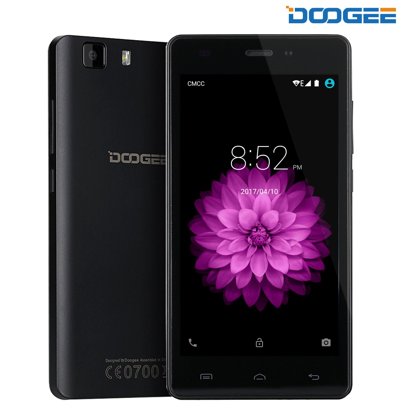 Smartphone Libre, DOOGEE X5 Teléfonos Móviles Libres sin Bloqueo de SIM Baratos (5 Pantalla HD IPS, MT6580 Quad Core, 5MP...