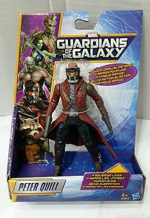 15b9d4356a4c Hasbro Les Gardiens de la Galaxie - Figurine Peter Quill  Amazon.fr ...