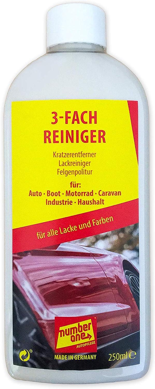 Number One 1034 3 Fach Reiniger 250 Ml Auto