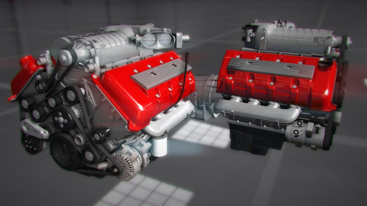Car Mechanic Simulator 2015 Pc Code Steam Amazon Co Uk Pc