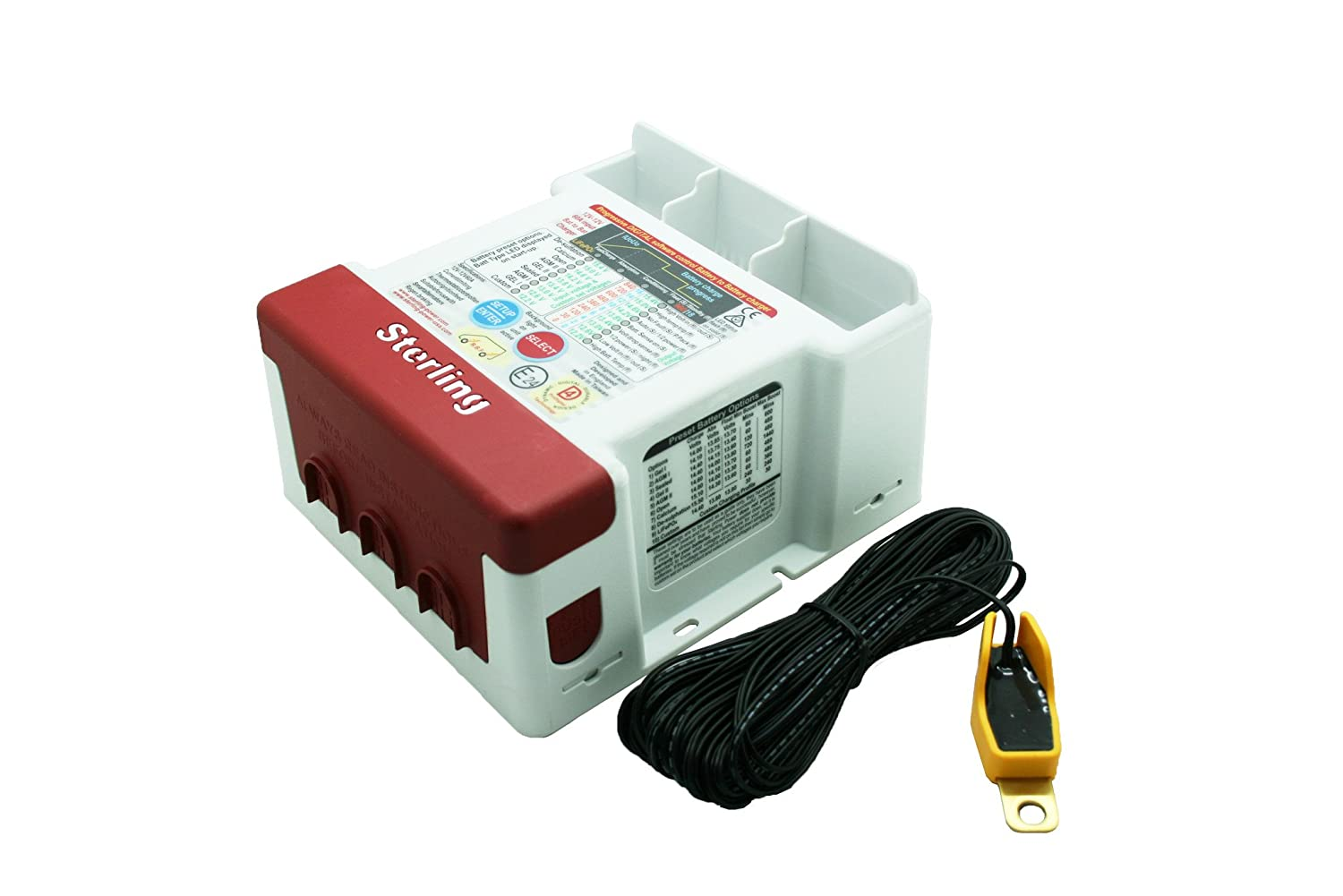 Sterling Power 12v 60amp Battery to Battery Charger BB1260