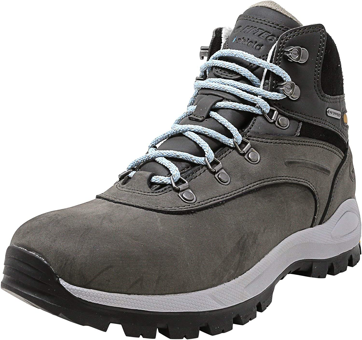 High-Top Leather Hiking Boot - 8.5M