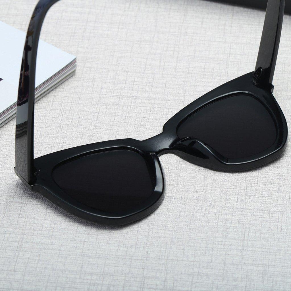 TwJim79 TwJim Women Retro Cat Eye Sunglasses Square Frame Shades For Driving Outdoor Sports Travel