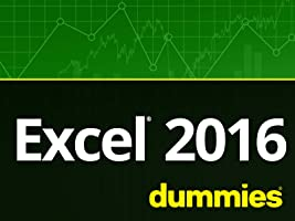 Excel 2016 For Dummies Video Training