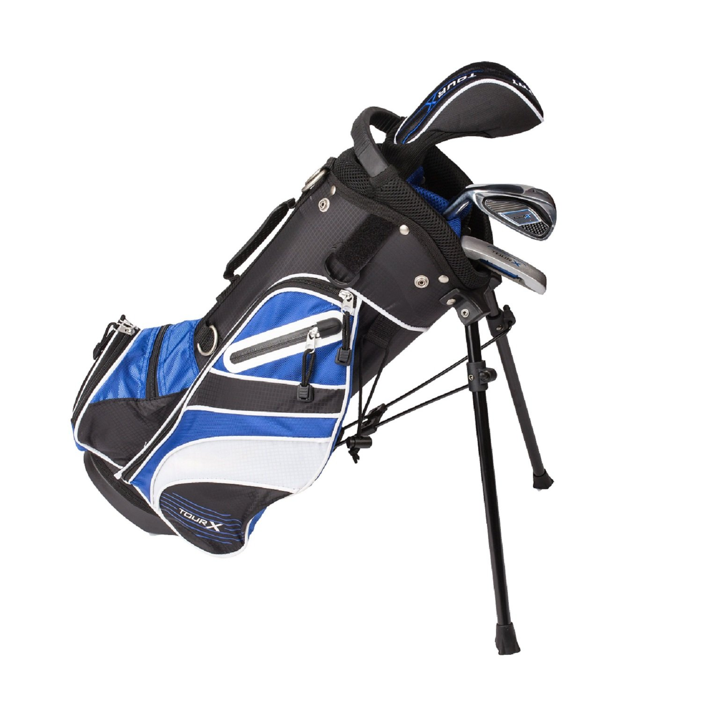 商人のゴルフ50331ゴルフクラブCompleteセット B07D13W7KY、ブラック B07D13W7KY, フェアリーネイル:ab2967f6 --- cooleycoastrun.com