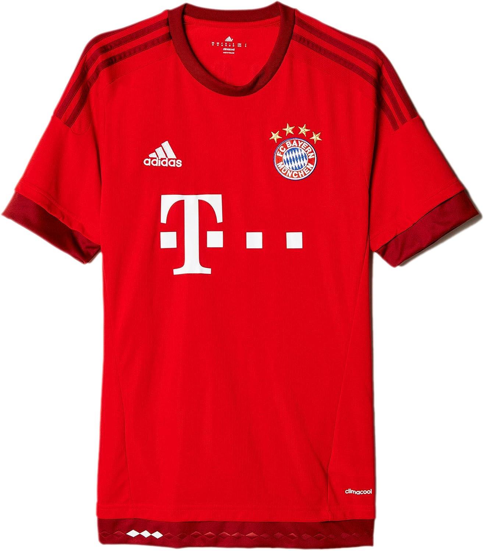 Amazon Com Adidas Fc Bayern Munich Home Jersey Fcbtru Xs Clothing
