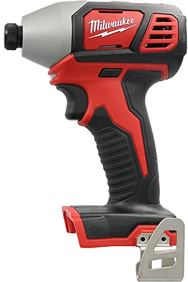 """Milwaukee 2656-20 M18 18V Lithium-Ion 1//4/"""" Hex Impact Driver Charger"""